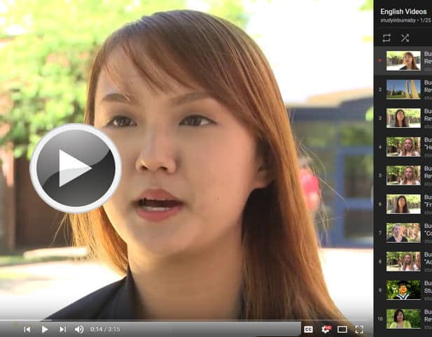 Student Testimonials Burnaby International Education