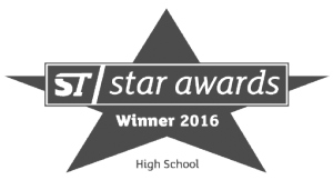 ST Star Awards Winner 2016 Logo