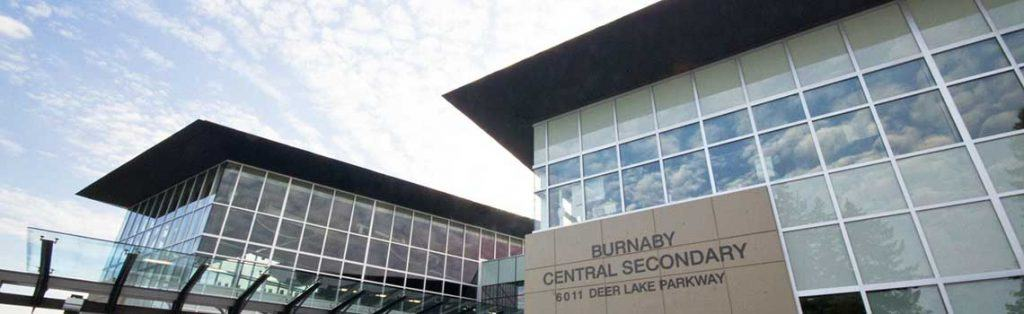 Burnaby Central Secondary