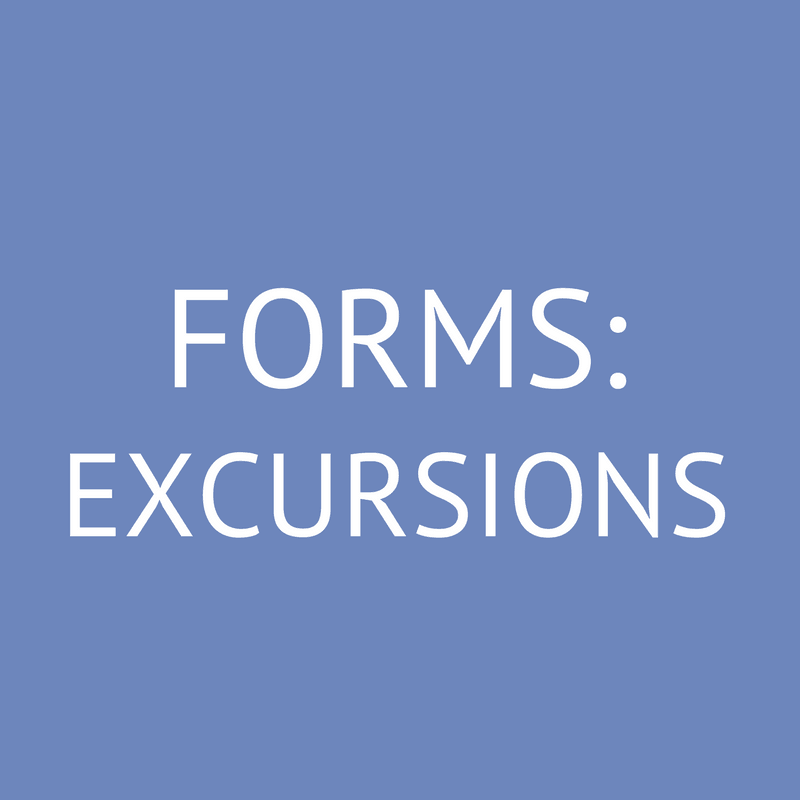Forms: Excursions