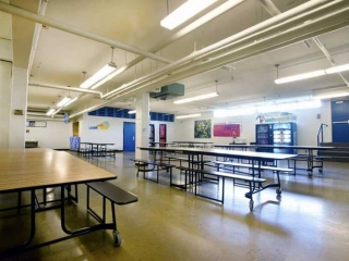 Alpha High School Cafeteria