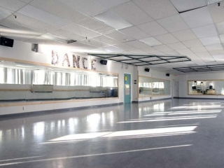 Alpha High School Dance Studio