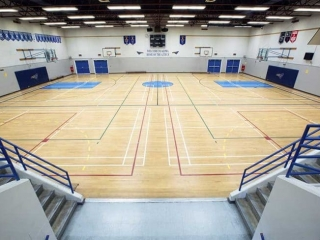 Alpha High School Gym