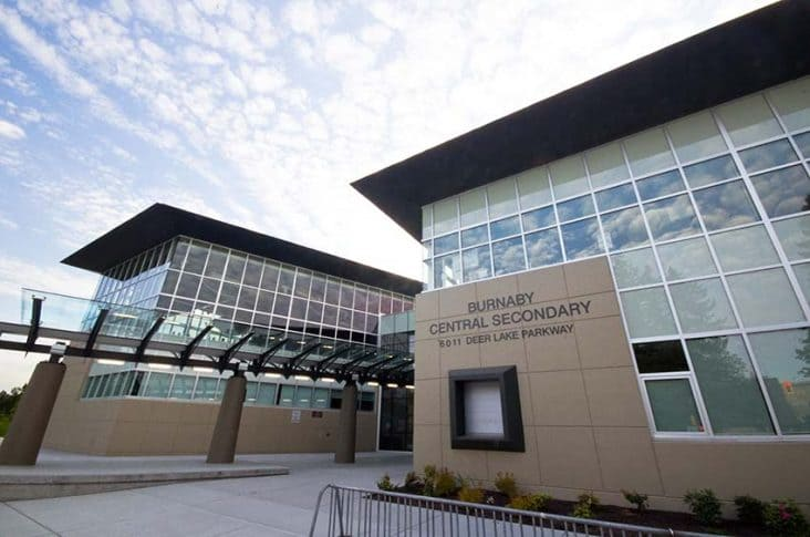 Burnaby Central High School