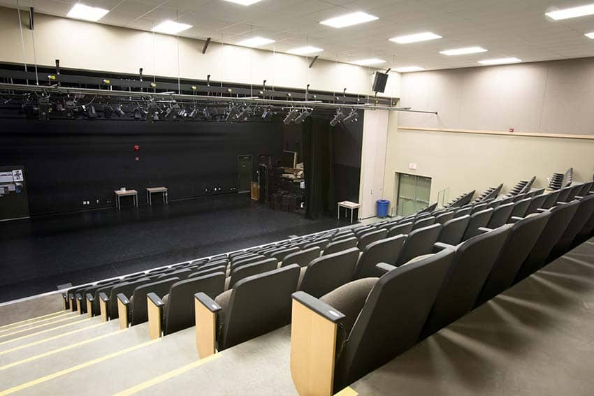 Burnaby Central Secondary Theatre