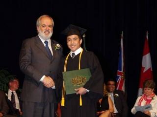 Burnaby Mountain Secondary Graduation