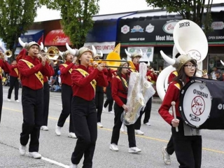 Burnaby North Secondary Band