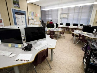 Burnaby North Secondary Computer Lab
