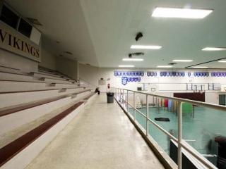 Burnaby North Secondary Gym