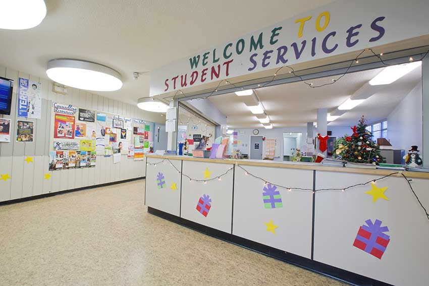 Burnaby North Secondary Student Services