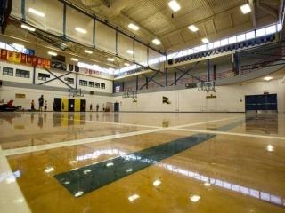 Burnaby South Secondary Gym