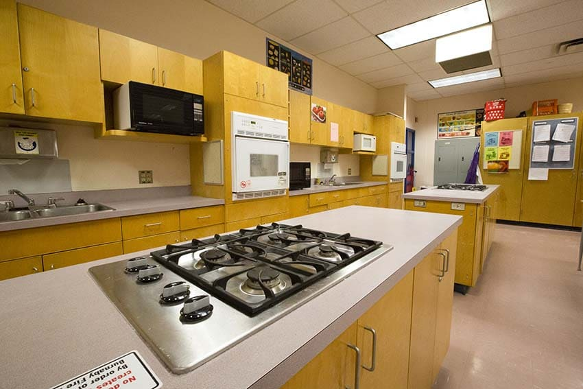 Burnaby South Secondary Home Economics