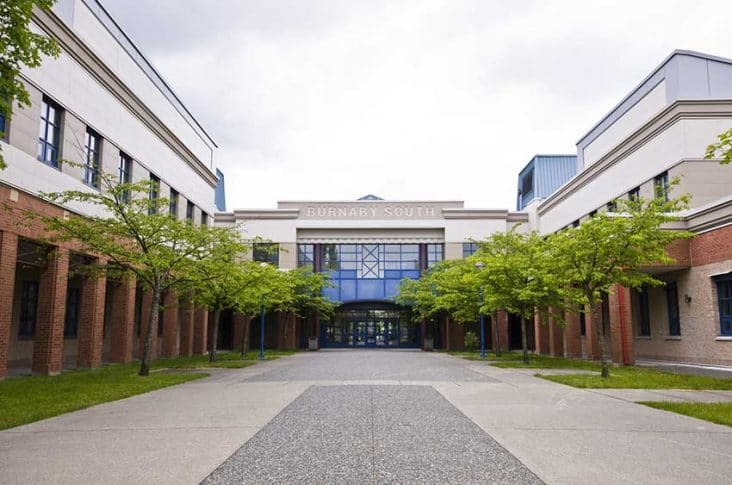 burnaby south high school