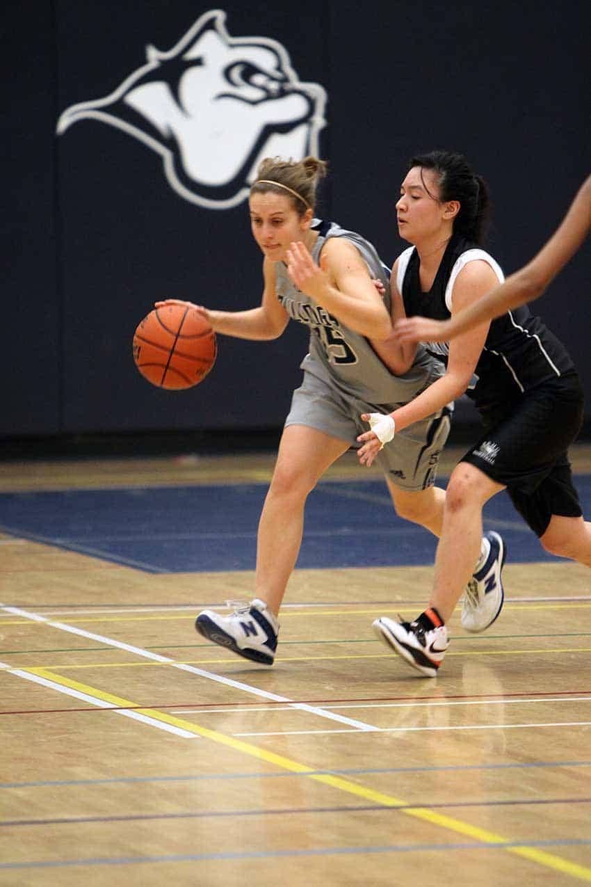 Byrne Creek Secondary Basketball
