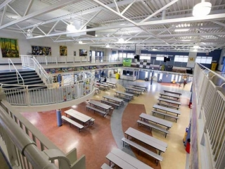 Byrne Creek Secondary Commons