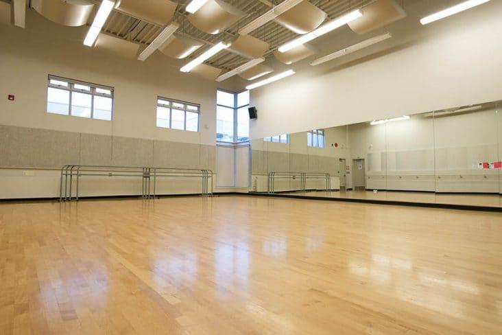 Byrne Creek Secondary Dance Studio