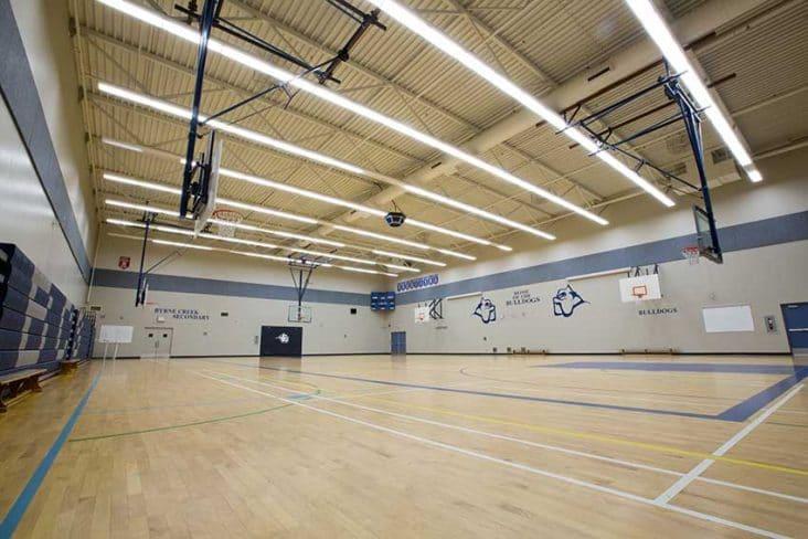 Byrne Creek Secondary Gym