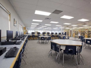 Byrne Creek Secondary Library
