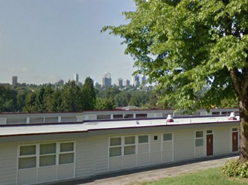 Gilpin Elementary Burnaby BC