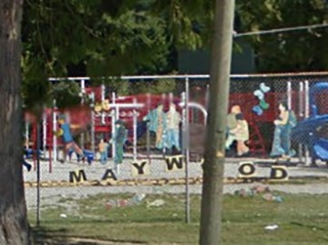 Maywood Elementary School Burnaby Canada