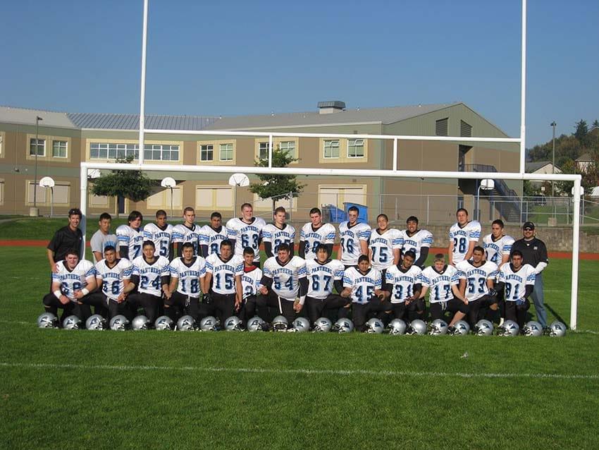 Moscrop Secondary Football Team
