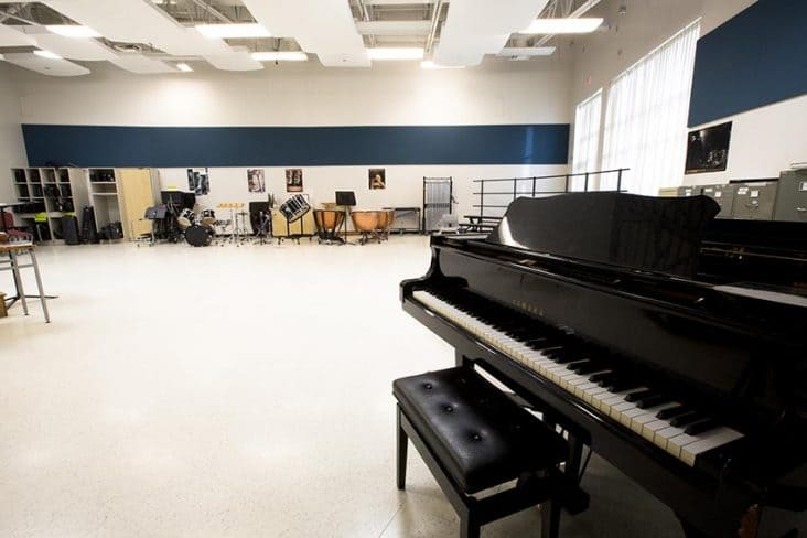 Moscrop Secondary Music Class