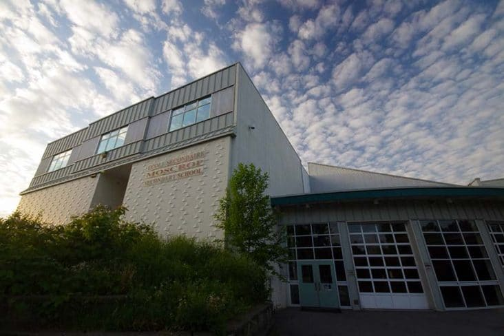 Moscrop High School Burnaby Secondary