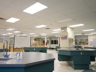 Moscrop Secondary Science Lab