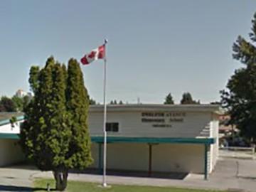 twelfth avenue Elementary burnaby canada