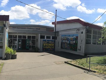 Westridge Elementary School Burnaby