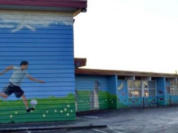 Ecole Aubrey Burnaby Elementary School