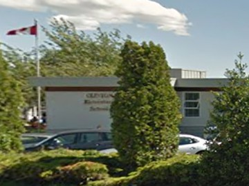 Clinton Elementary School Burnaby