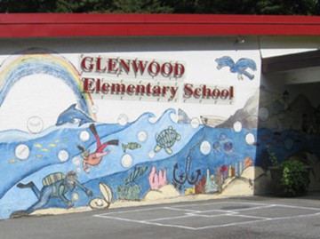 Glenwood Elementary School Burnaby