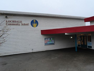 Lochdale Community School Burnaby