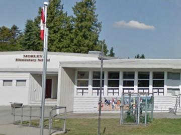 Morley Elementary School Canada BC