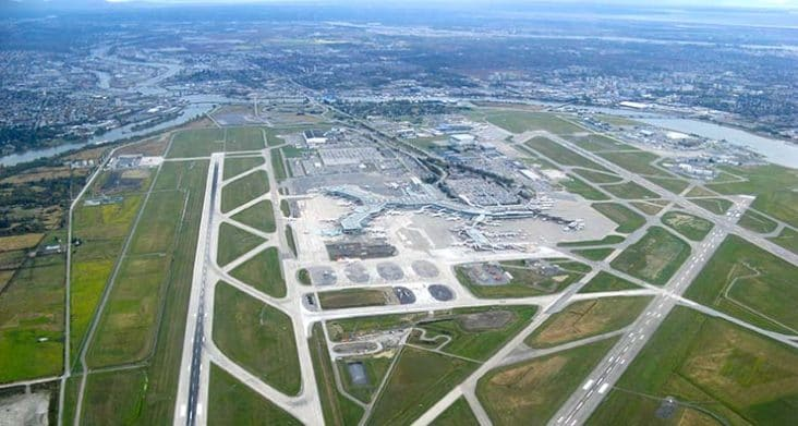 YVR Guide For Visitors Airport