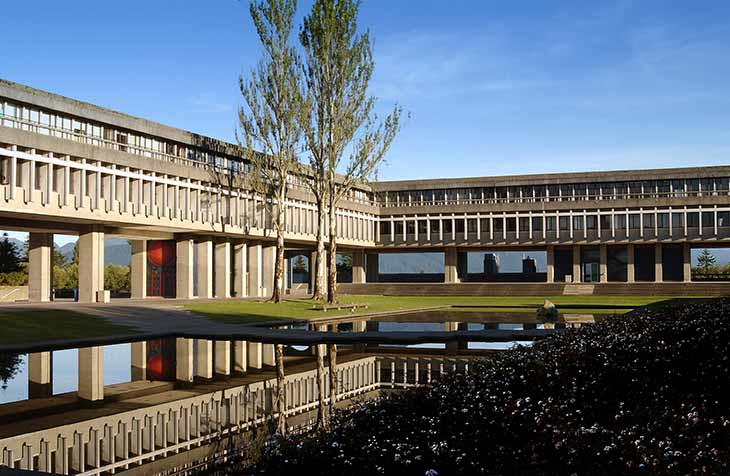 SFU University Burnaby Post Secondary