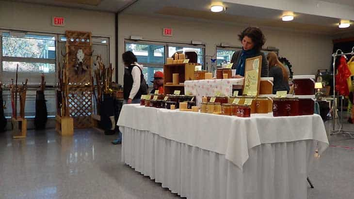 Bay Shore Craft Fair December