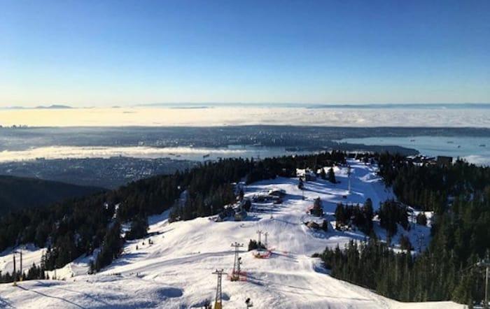 Vancouver Ski Mountains