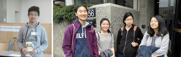 Burnaby Schools High Math Scores