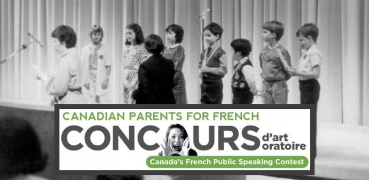 Canada's French Public Speaking Contest