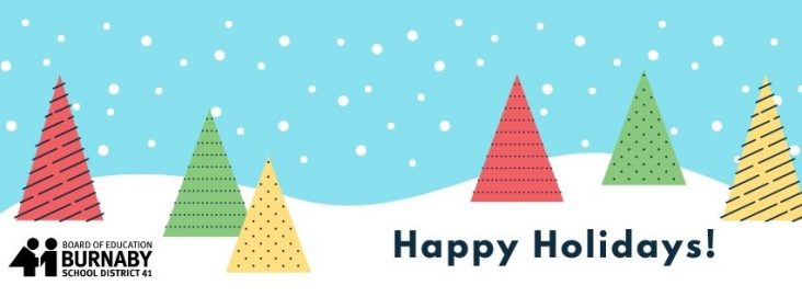 Happy Holidays Study in Burnaby