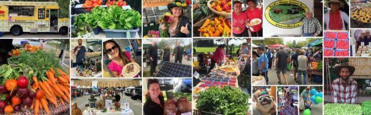 Burnaby Farmers Market 2021